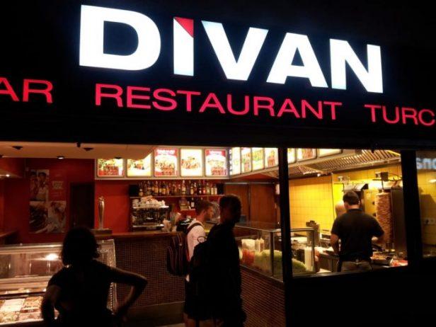 Barselona Divan Restoran