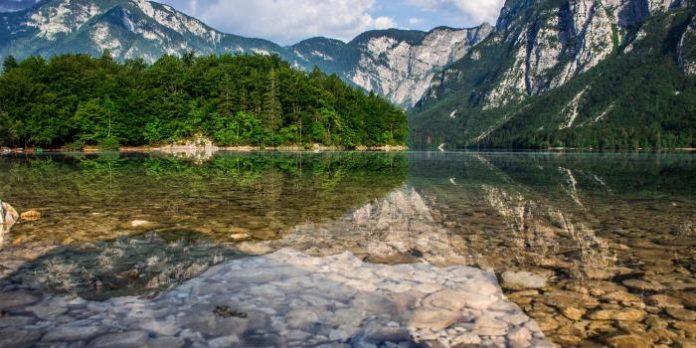 bohinj gölü