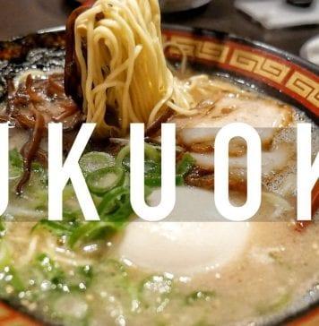 Fukuoka'da ne yenir? Ne içilir?