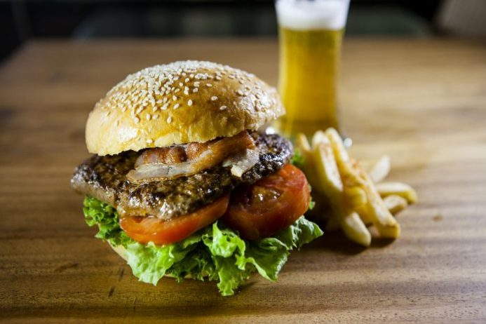 hamburger new orleans