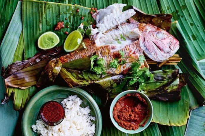 Ikan Bakar, Langkawi
