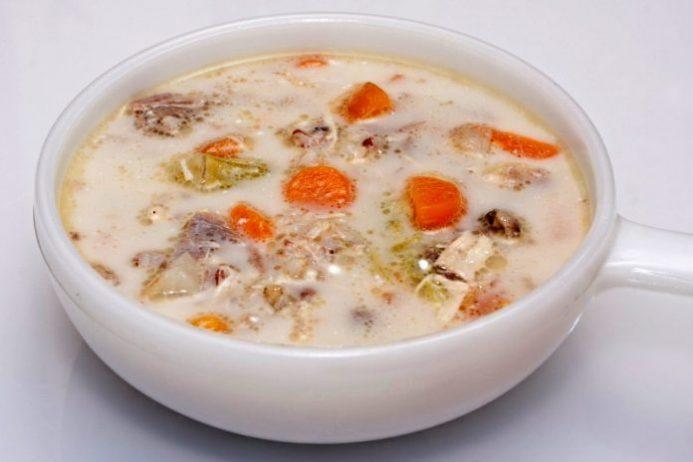 makedon çorbası