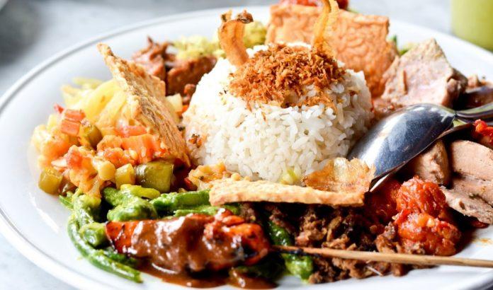 Nasi Campur, Langkawi