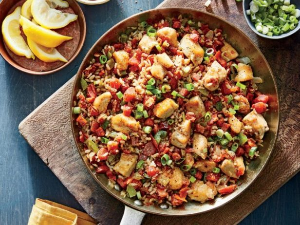 new orleans mutfağı