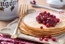 Swedish Pancakes, Lulue