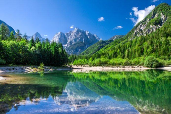 triglav ulusal parkı