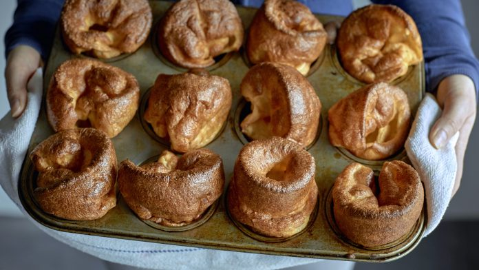 yorkshire pudings
