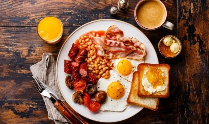 İngiliz Kahvaltısı, Southampton