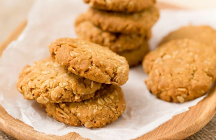 Anzac Biscuits, Young