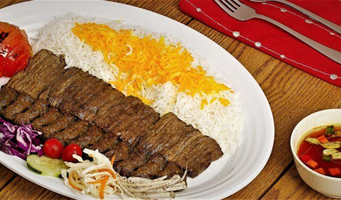 Barg Kebabı