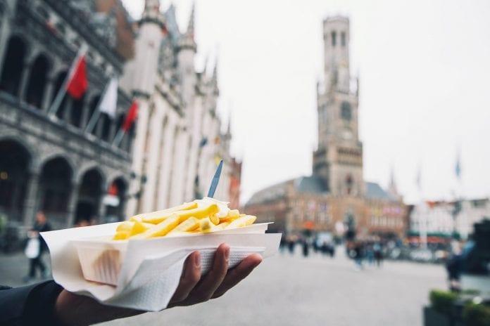 Brugge'de ne yenir? Ne içilir?