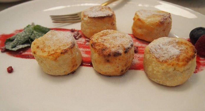 Fried Curd Cakes-Yaounde