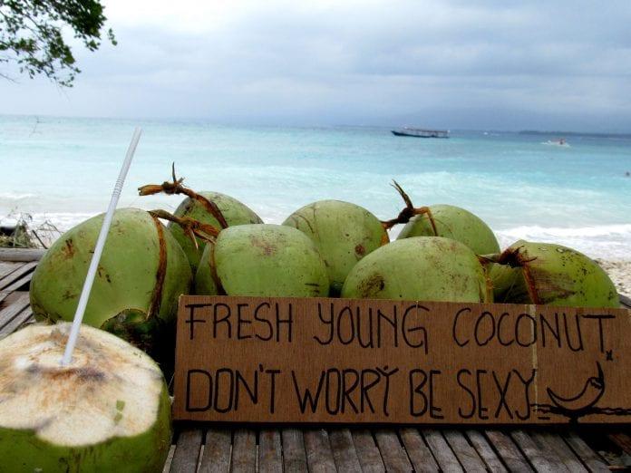 Gan Adası'nda ne yenir? Ne içilir?