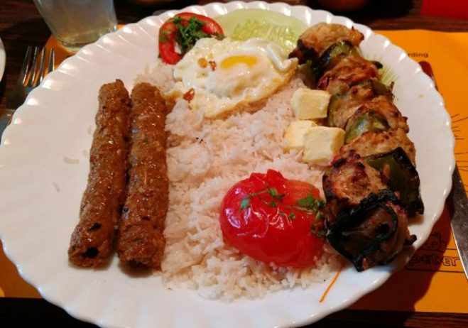 Haj Ali Chelo Kebabı