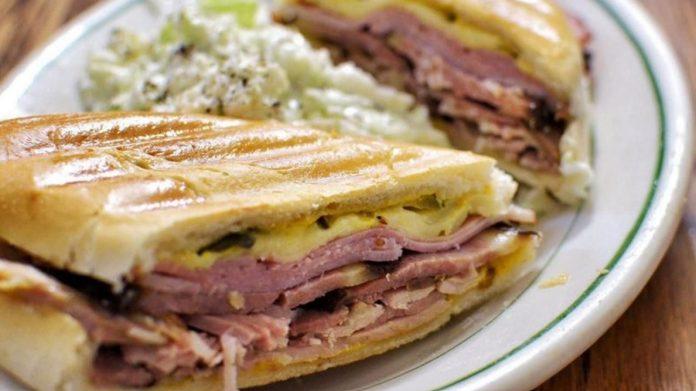Küba Sandviçi, Tampa