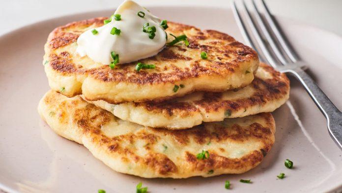 Potato Pancakes-Vilnius