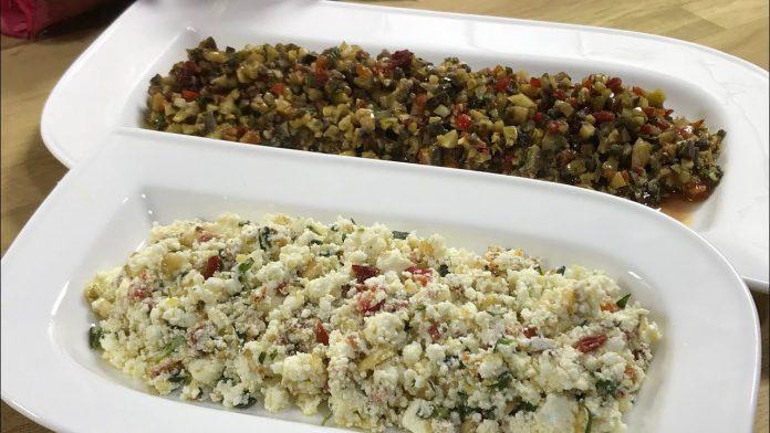 Risotto Salatası, Katanya