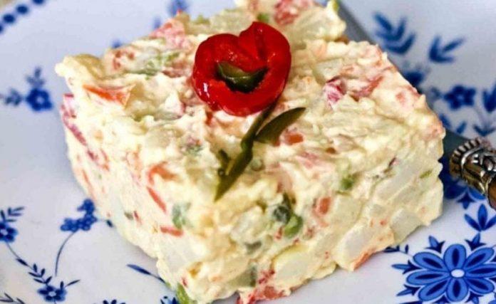 Salata Boeuf, Temeşvar