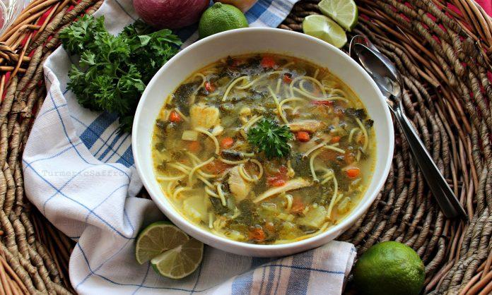 Sup e Morgh