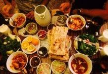 Tahran'da ne yenir? Ne içilir?
