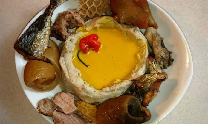 Achu Soup-Yaounde
