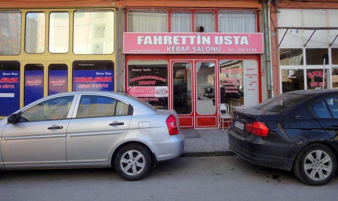 Kebapçı Fahrettin Usta