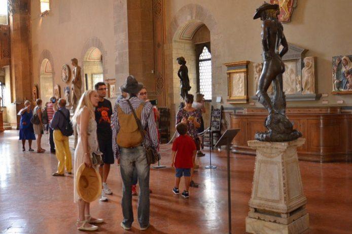 Bargello Ulusal Müzesi Floransa