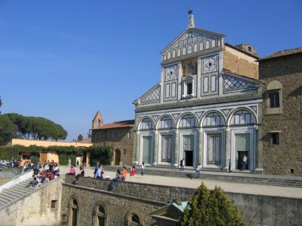 San Miniato al Monte Bazilikası