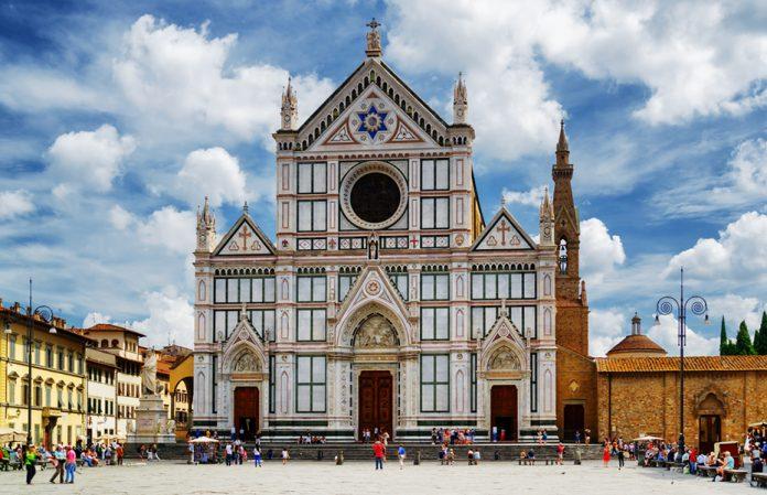 Floransa Bazilikasi Croce