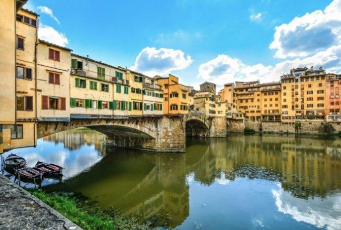Ponte Vecchio Floransa