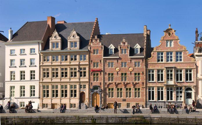 Ghent Marriott Hotel 4