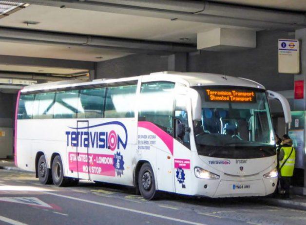 otobüs ulaşımı
