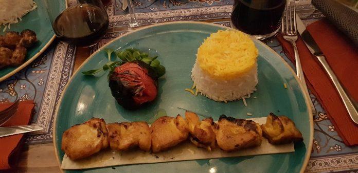 İran yemekleri için uğramanız gereken mekan...