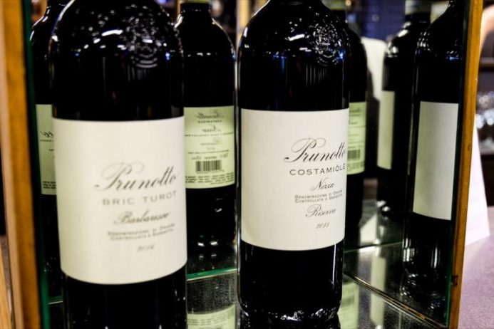 toskana şarap