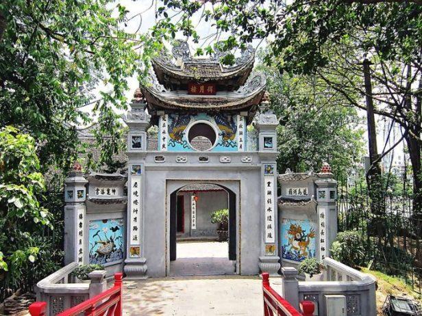 Ngoc Son Tapınağı