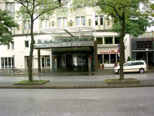 Otel Europäischer Hof Hamburg