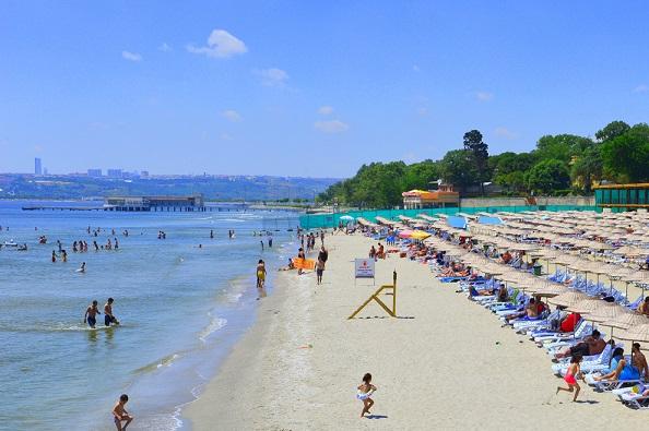 Caddebostan Plajı