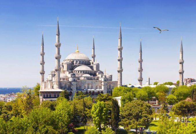 sultanahmet cami