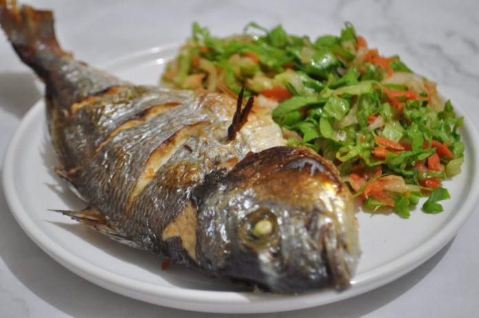 Balık Izgara