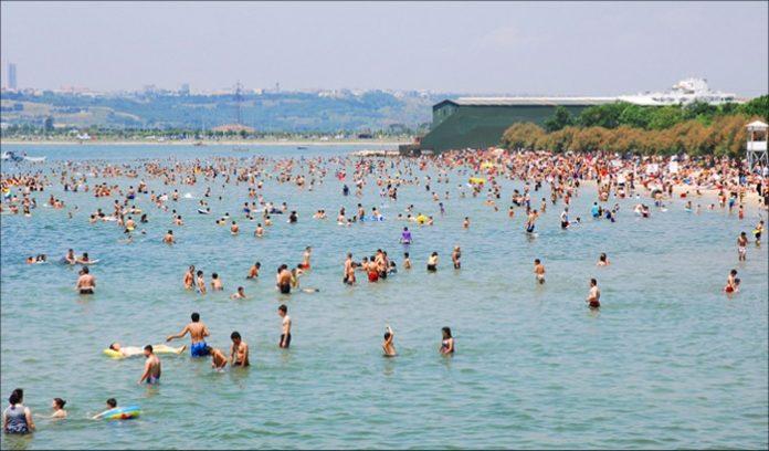 Florya Menekşe Plajı