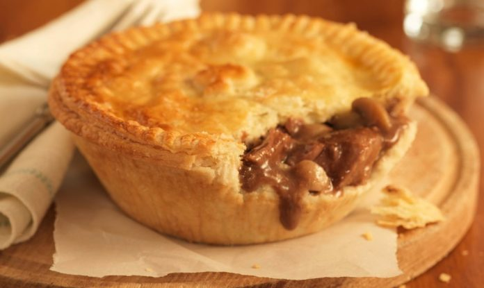 Meat Pie, Young