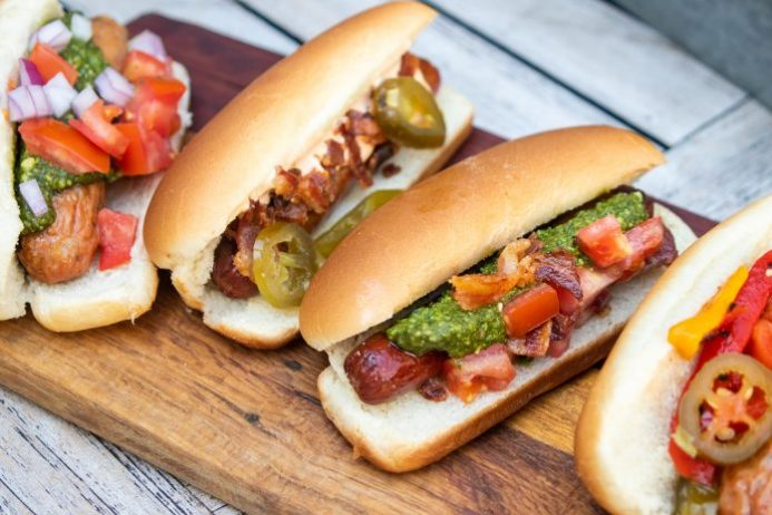 İtalyan Usulü Hotdog