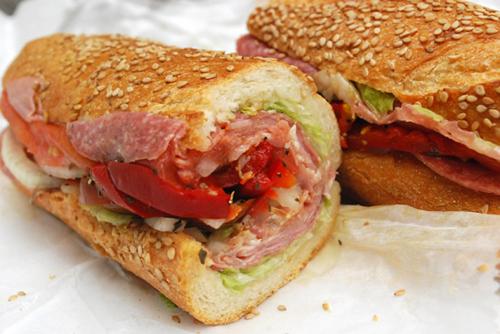 İtalyan Usulü Sandviç