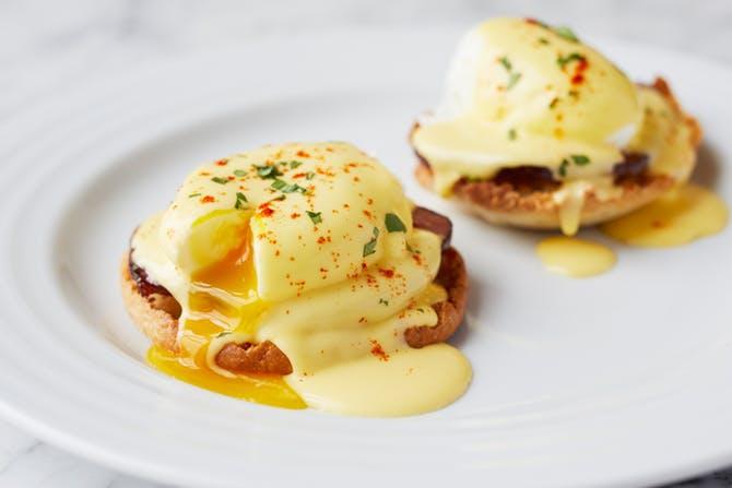 Benedict Usulü Yumurta