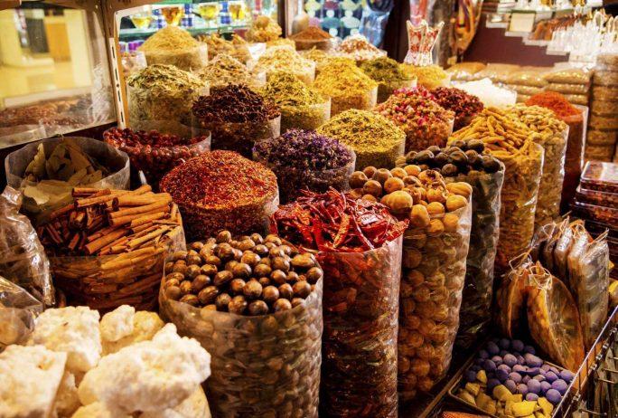 Deira Baharat Çarşısı, Dubai