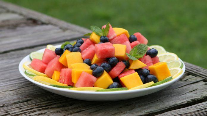 Florida meyve salatası