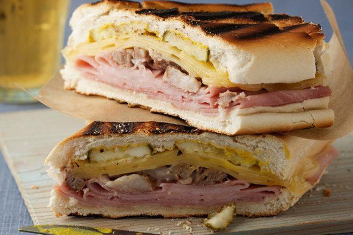 Küba Usulü Sandviç