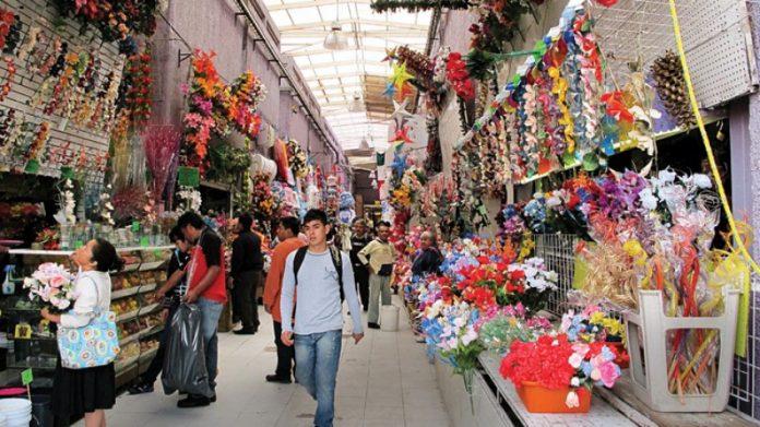Mercado De La Merced, Mexico City