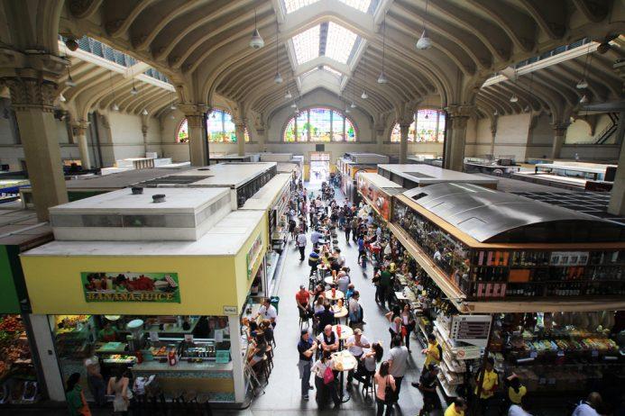 Mercado Municipal, Sao Paulo