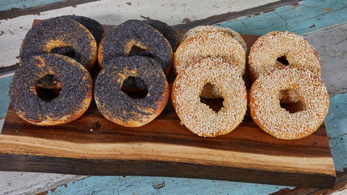 Montreal-Style Bagel